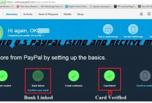U.S. VERIFIED PAYPAL ACCOUNT IN NIGERIA