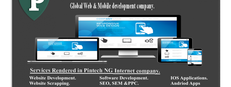 We build you software, website and Apps