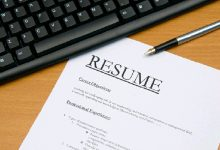 Edit your RESUME/cv to a Professional Standard