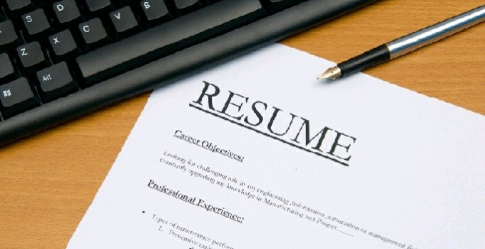 edit your resumecv to a professional standard