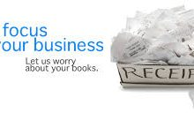 Bookkeeping Service using cloud accounting software