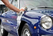 Automobile car-washing and general home services
