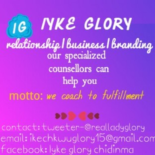 IYKE GLORY COACHING SERVICES