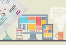 Website development and digital marketing
