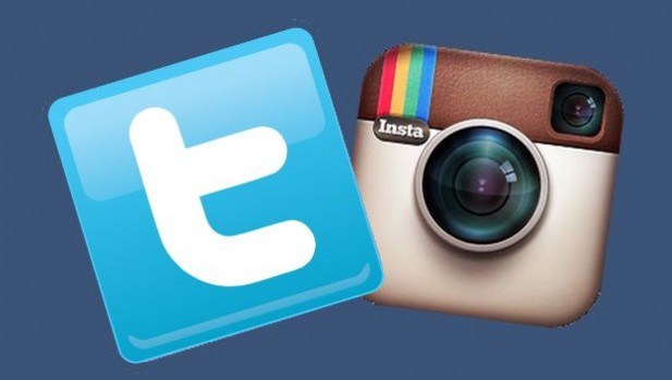 Operating and Growing followers of Instagram and Twitter accounts
