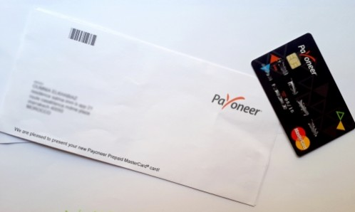 I will get you a payoneer USD mastercard.