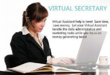 I will be your Virtual Assistant for 1 hour