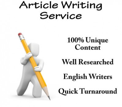 I will manually write a unique article