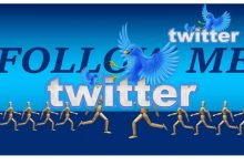 Get 1000 real twitter followers Fast