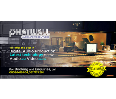 Phatwall Audio $ Video Studio