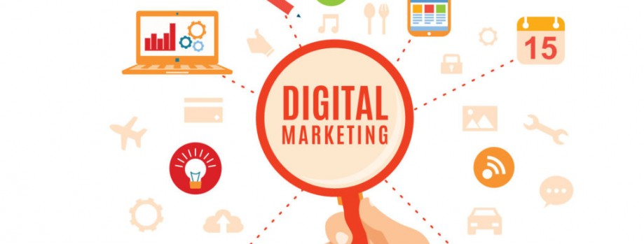 Am a digital marketer.