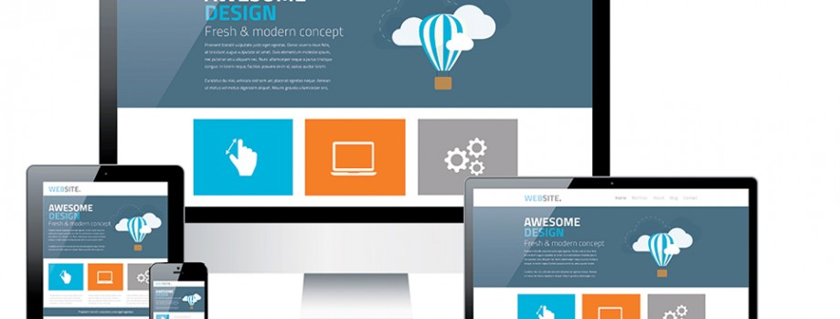 professional & stunning website for your business