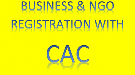 REGISTER YOUR COMPANY WITH THE CORPORATE AFFAIRS COMMISSION AND MAKE IT STANDOUT