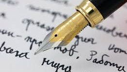 Professional article proofreading and editing