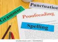 I will proofread, edit and run your documents and articles against plagiarism. I will rephrase when necessary, and give your documents the Flair it needs. 