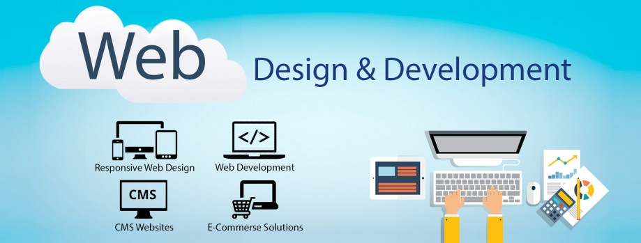 Web Design and Web Application Development in a Pofessional Way