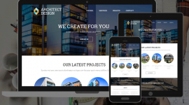Get your personal and corporate website up and running in no time.