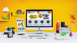 An efficient website design + hosting and domain name registration